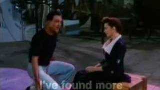 Judy Garland  - But Not For Me w/ Summer Stock scene