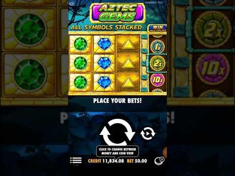 Aztec gem gameplay Mega win on Bitstarz casino