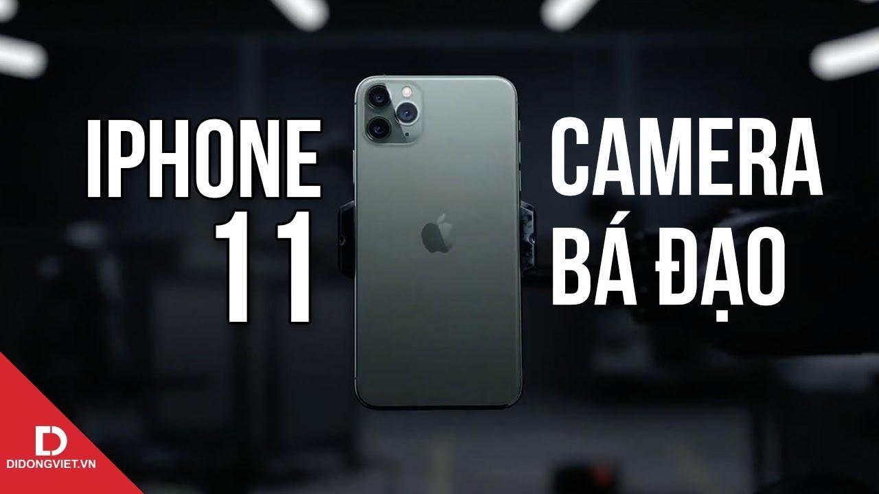 Camera trên iPhone 11 có gì đặc biệt?