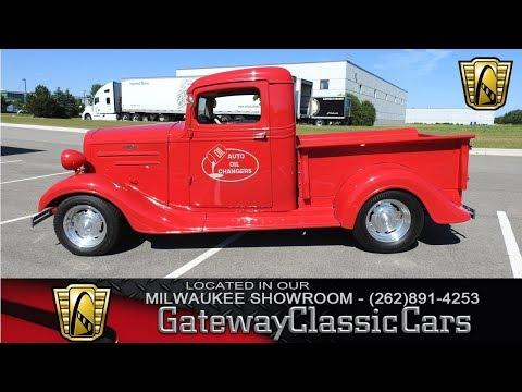 Video of '36 Pickup - LBDR