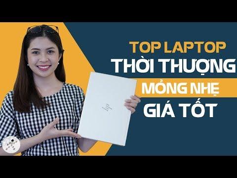 Top 5 laptop mỏng, nhẹ, thời trang đáng mua nhất tháng 9/2018