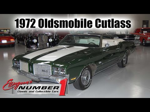 1972 Oldsmobile Cutlass (CC-1388586) for sale in Rogers, Minnesota