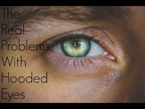 THE PROBLEM & SOLUTIONS FOR VERY HOODED EYES!