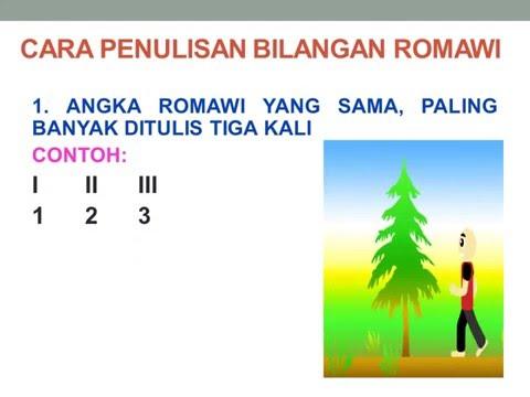 Video Rugi gak nonton..! cocok untuk anak dominan otak kanan (Belajar Bilangan Romawi)