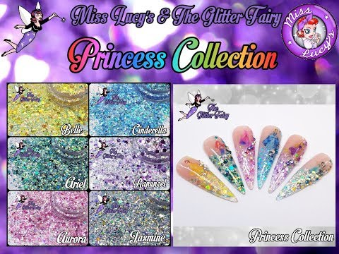 Princess Collection - The Glitter Fairy - Available 28.05.18