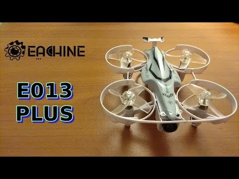 EACHINE E013 PLUS Test & Flight