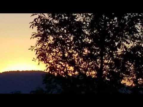 AMAZING OREGON SUMMER SOLSTICE DAWN