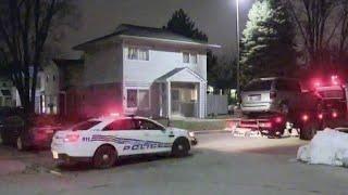 Woman shoots intruder on Detroit's west side