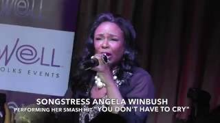 Angela Winbush Live at The INKwell NYC Grown Folk Fridays 6 3 2016