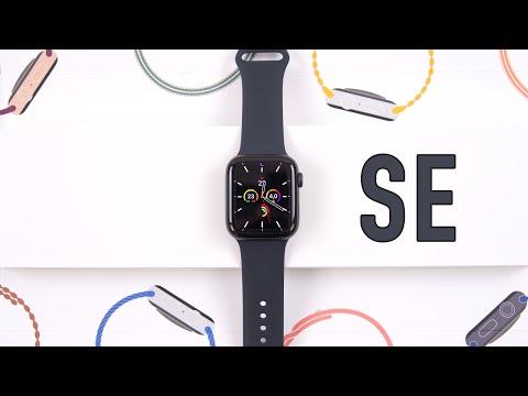 Apple Watch SE Unboxing & erster Eindruck