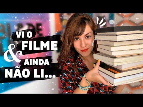 VI O FILME e AINDA NÃO LI O LIVRO | Livro Lab por Aline T.K.M.