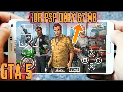 GTA V PPSSPP DOWLOAD NOW ANDROID PHONE 512 MB RAM ONLY 1 MB