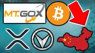 Mt Gox BITCOIN DUMP Incoming? - China Crypto Rankings - Chicago Mayor Crypto Adoption - XRP Ovex