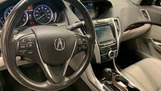 Used 2016 Acura TLX Washington DC Honda Dealer, MD #H7020