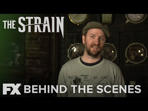 The Strain Season 2 (Behind the Scene 'Fets Loft')