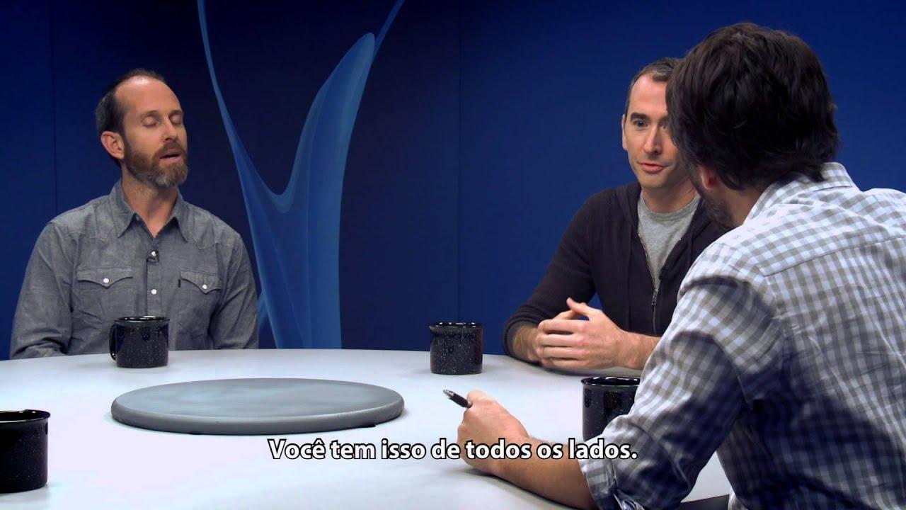 """Episódio 2 do Conversations with Creators: """"Naughty Dog"""" Está Disponível Agora!"""