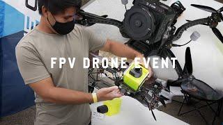 CRAZY RV STUNTS IN JAPAN? - Japan FPV Drone Event