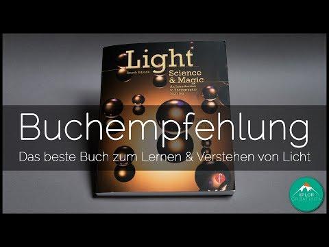 DAS BESTE BUCH ZUR PRODUKTFOTOGRAFIE | Light Science & Magic | BUCHEMPFEHLUNG