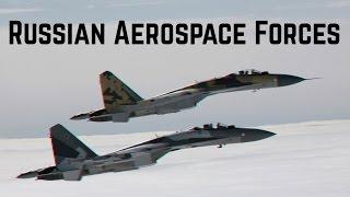 ВКС России • Воздушно-космические силы РФ • Russian Aerospace Forces