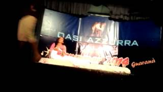 preview picture of video 'Oasi Azzurra donna fedigrafa'