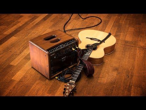 HUGHES & KETTNER Era 1 Wood Kombo pro akustické nástroje