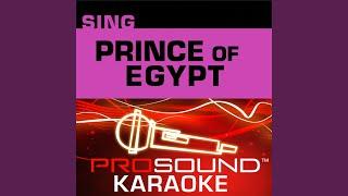 When You Believe (Karaoke Instrumental Track) (In The Style Of Movie Version)