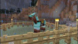 Minecraft: PlayStation®4 Edition  survie solo # 15 saison 3 le cheval