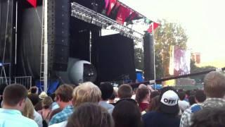 DJ Shadow - I Gotta Rokk (Pitchfork Festival 2011)