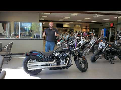2020 Harley-Davidson Softail Slim® in Ames, Iowa - Video 1