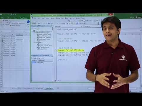 Excel VBA - Copy Paste