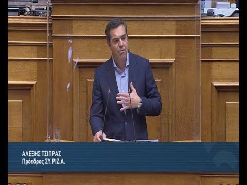 Για προσπάθεια διχασμού και καθεστωτική αντίληψη κατηγόρησε τον πρωθυπουργό  ο πρόεδρος του ΣΥΡΙΖΑ