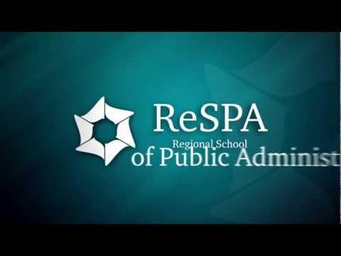 Corporate Presentation of ReSPA