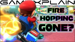 Is Fire Hopping Gone in Mario Kart 8 Deluxe?