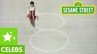 Sesame Street: Peggy Fleming Figure 8 (Throwback)