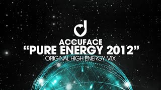 Accuface - Pure Energy 2012 - Original High Energy Mix