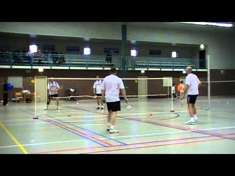 Badminton-clinic De Raaymeppers