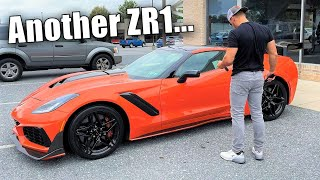 REPLACING My Viper ACR With ANOTHER C7 ZR1?!? Ft. My 1,000HP ZR1 is BACK...