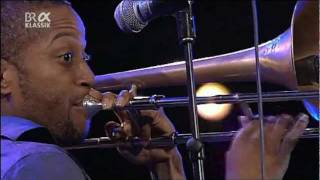 Trombone Shorty & Orleans Avenue - Jazzwoche Burghausen 2011 fragm. 3