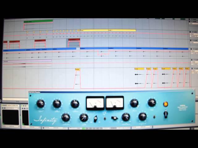 Leach & Lezizmo - Swing (Frederick Alonso Remix) thru Infinity Mastering compressor.