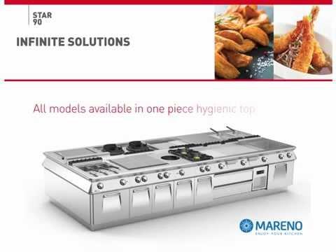 Modular Cooking Series Star 90