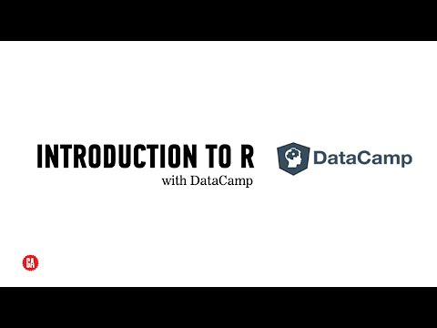 Introduction to R Programming with DataCamp