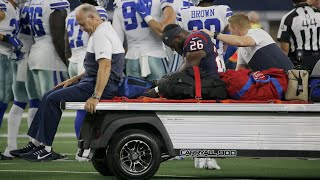 Lamar Miller Torn ACL! Miller Out For Season! 2019 NFL Season