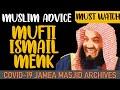 Mufti Menk | English Bayan 2020 | Coronavirus | Jamea Masjid Archives