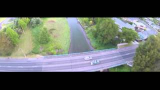 preview picture of video 'Gisborne From Above With DJI Phantom 2 (4K)'