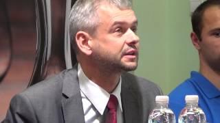 Konferencja prasowa KSS Karpaty Krosno