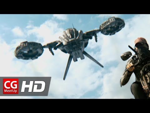 "CGI 3D Animation Short Film HD ""RUIN"" by WES BALL | CGMeetup"
