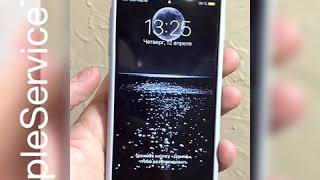 Замена контроллера тачскрина iPhone 6