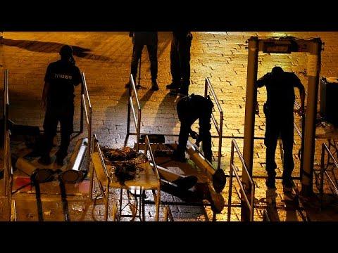 Ιερουσαλήμ: Απομακρύνθηκαν οι ανιχνευτές μετάλλου από τις εισόδους του τεμένους Αλ Ακσά