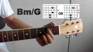 Guitar Tutorial Pisngi By Jireh Lim (chords,plucking,strum)
