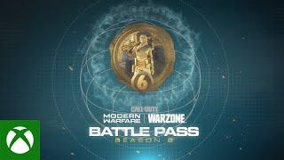 Xbox Call of Duty®: Modern Warfare® & Warzone™ - Season Six Battle Pass Trailer anuncio